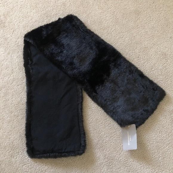 Zara Faux Fur Stole/Scarf